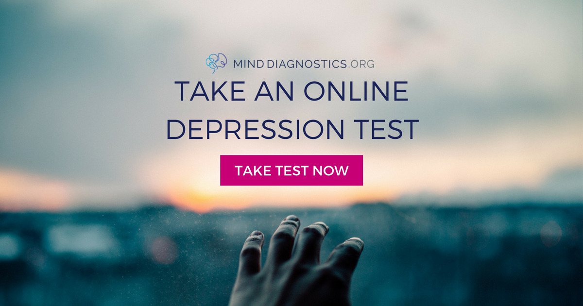 Depression Test - Free Confidential Results Online | Mind
