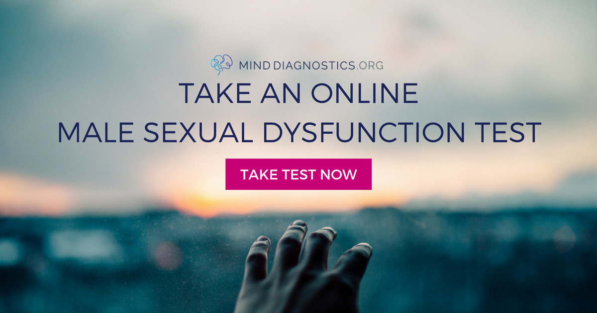 Ptsd male sexual dysfunction